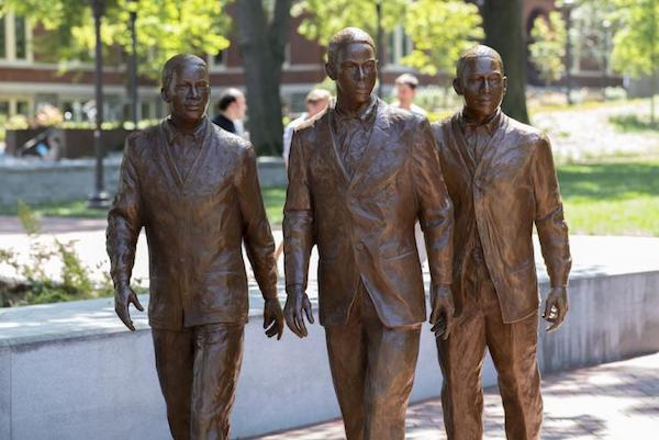 Three Pioneers at Georgia Tech