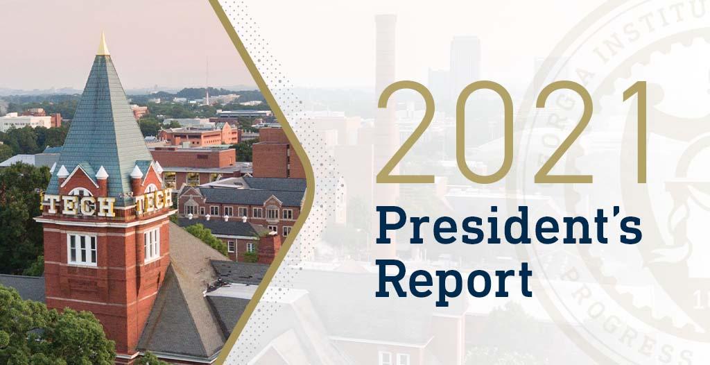 2021 President's Report