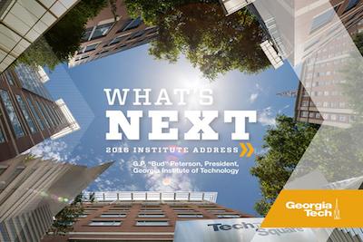 Institute Address Slide Presentation